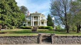 historical fyetteville house, 2