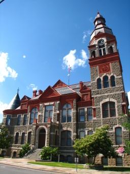 old courthouse, little rock arkansas