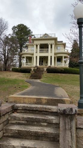 pritchard house, 1900, fayetteville, nw arkansas