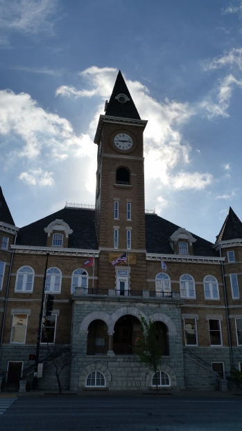 the old washington county courthouse