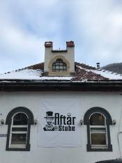 `Aftăr Stube` Pub on Grigoraș Dinicu Street, Brașov