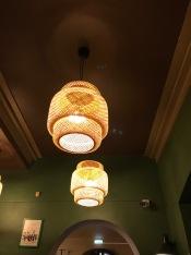 Lamps detail in Cafeteca, Grigoraș Dinicu Street No. 1, Brașov