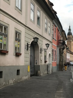 Street Lights, Sibiu, Romania