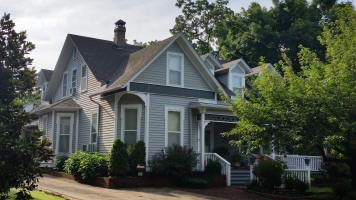 Historical District House, Fayetteville, NW Arkansas