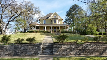 Historical Fayetteville House, Bogart Huntington House located in Mount Nord District