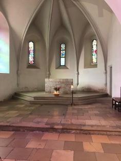 Saint Ruprecht`s Church, Altar View