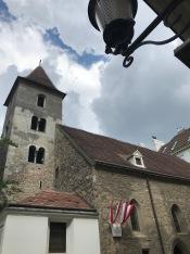 Saint Ruprecht`s Church, Entrance wing