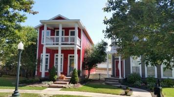 West Fayetteville House, Fayetteville, NW Arkansas