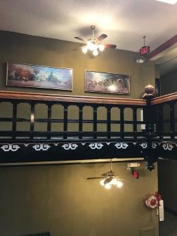 Crescent Hotel, Eureka Spings, AR, upper floor