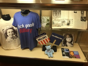 Hillary Clinton`s Fan Club`s items