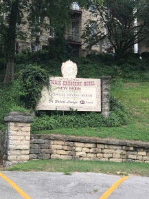 Historic Sign, Crescent Hotel