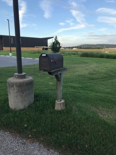 Mail_box_in_Fayetteville,AR, US;_behind_on_the_left_there`s_a_Marlon_Blackwell_building_