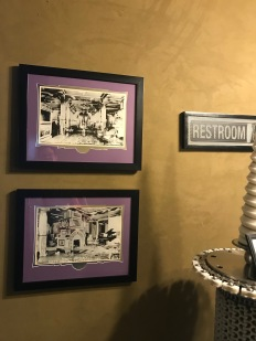 Photos of the original Crescent Hotel