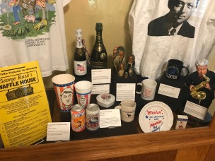 Presidentisl Campaign Objects representing Bill Clinton