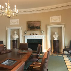 Cabinet Room detail