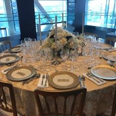 Dinner Arrangement at the White House