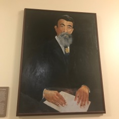 Joseph Carter Corbin, a pioneer of Afro-American higher education in Arkansas, was superintendent of public instruction when the contract of Old Main`s construction was signed