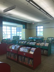 Picture Books section
