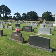 Slovac Catholic Cemetery, Grave Stones 8,