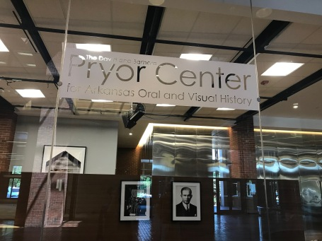 The David and Barbara Pryor Center for Arkansas Oral and Visual History