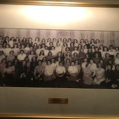 Women graduates of 1950