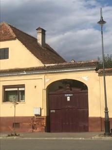 Gate on Mihai Viteazu Street, Rasnov