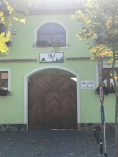 Gate on Republicii Str, Rasnov, 2