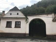 Gate on Teilor Str., Rasnov, Brasov county