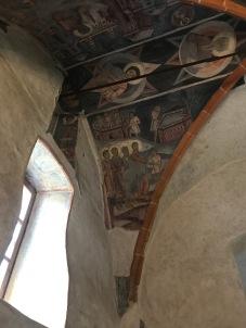 Mural detail, 2