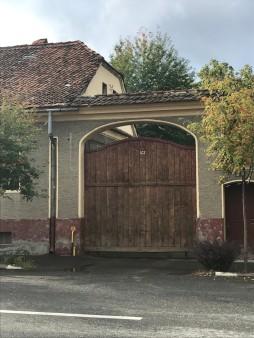 Simple gate in Rasnov centre