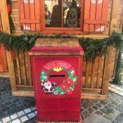 Santa`s Postal Box