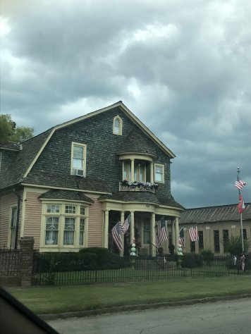 Historic House in Pine Bluff