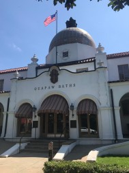 Quapaw Baths, Hot Springs, Arkansas