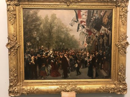 Adolph_Menzel,_the_Departure_of_the_Emperor_Wilhelm_I_to_Armee_on_31st_July_1870,_1871