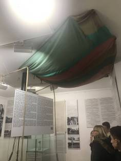 The balloon helped two families escape from GDR in the autumn of 1979